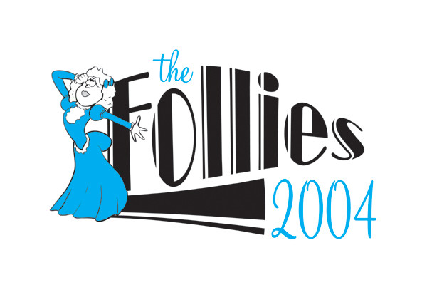 The Follies 2004 Logo