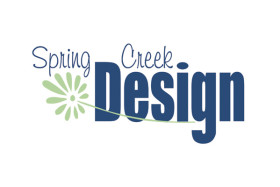 Spring Creek Design Logo