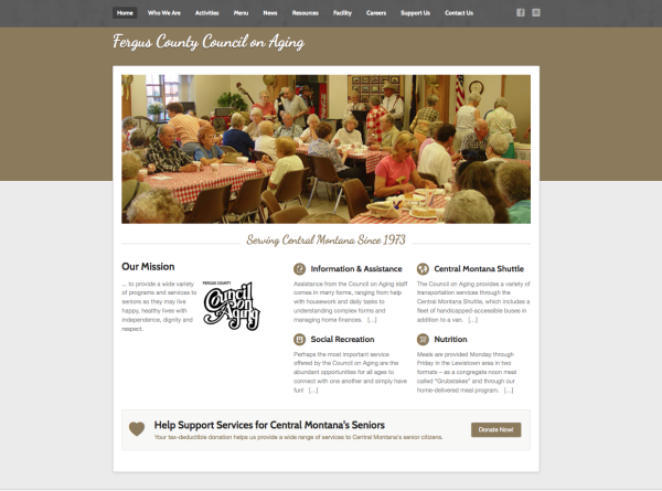 Fergus County Council on Aging